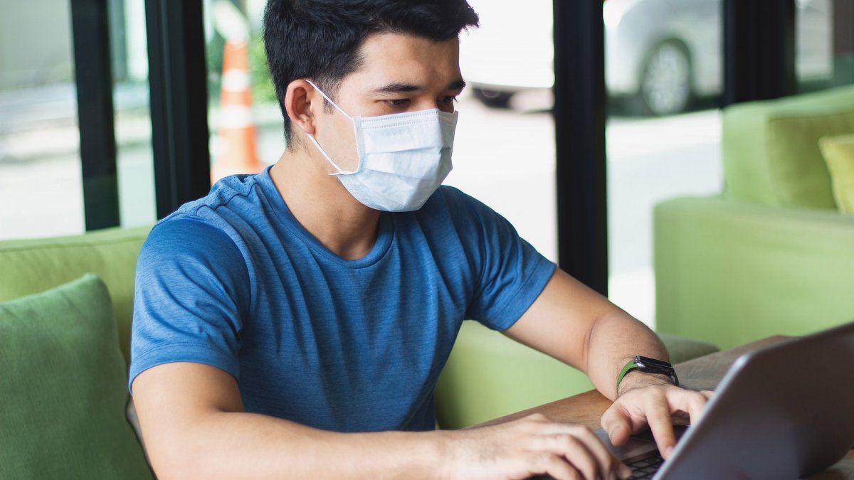 Uso correcto del barbijo para prevenir el contagio de Coronavirus