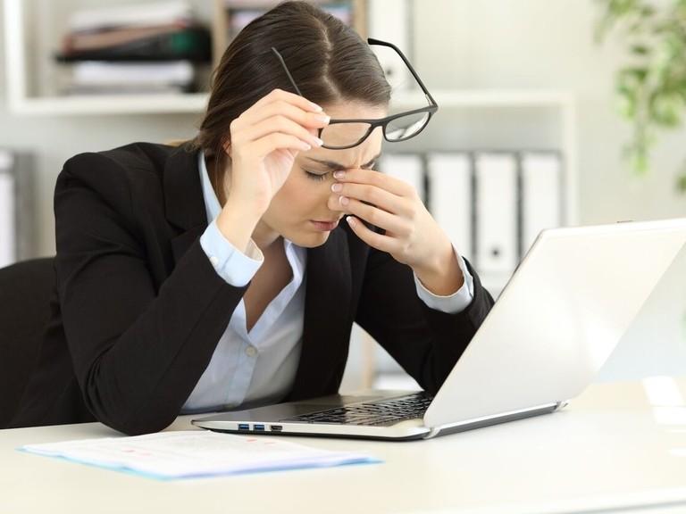 Fatiga ocular ¿Cómo prevenir el cansancio ocular?
